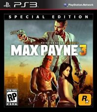 Max Payne 3 Special Edition (PlayStation 3)