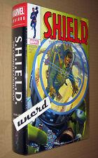 Marvel Omnibus: S.H.I.E.L.D. Complete Collection HC - Shield Kirby Steranko OHC