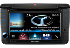 KENWOOD DNX-516DABS Naviceiver para Escarabajo de Polo 6R Scirocco EOS Golf 5 6 plus T5