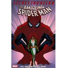 Livre Marvel Secret Invasion Spider-man