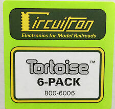 Circuitron 6006 Tortoise Switch Machine 6 Pack     MODELRRSUPPLY $5 Coupon Offer