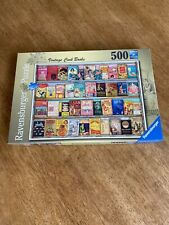 Ravensburger Vintage Cook Books by Aimee Stewart 500 piece jigsaw puzzle