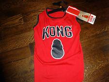 KONG Dog Red Tank Top Shirt • Size Small • NWT