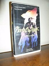 Never Cry Wolf starring Charles Smith & Brian Dennehy (VHS, 2000,Anchor Bay)