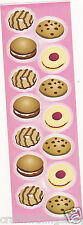 Cookies & Snacks Sandylion Scrapbooking Stickers *FAST SHIP* J39