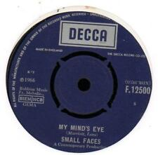 "Small Faces(7"" Vinyl)My Mind's Eye / I Can't Dance With You-Decca-F 125-Ex+/NM"