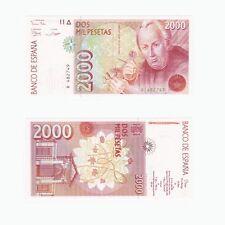 1992 SPAIN - 2000 Pesetas Banknote - P162 - UNC.