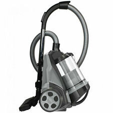 Ovente Heavy Duty Electric Bag-less Canister Vacuum Cleaner 3L Dust Cup and HEPA