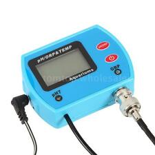 3 in 1 LCD Water Quality Monitor pH/ORP/TEMP Meter Test for Aquariums Pool V3P6