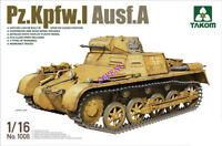 TAKOM 1008 1/16 DEUTSCHER PANZERKAMPFWAGEN I AUSF tank model kit 2019 new