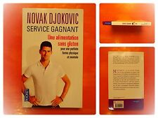 Une alimentation sans gluten. Novak Djokovic-Pocket évolution N° 16204