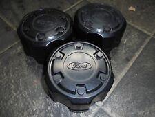 ford ranger alloy steel wheel centre cap x3     UH80-37-190