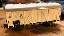 Märklin H0 307 Covered Goods Wagon Refrigerator Wagon with Packing - Vintage
