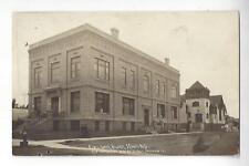 1910 Elks Home Block, Minot, North Dakota RPPC