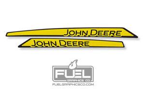John Deere Zero Turn Ztrak 900 Series Decal Set - Z915E, Z930M, Z950R & More