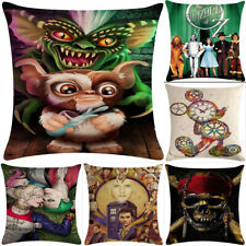 Hot Animation TV Character Pillowcase Cushion Case Home Decoration Cushion Cover