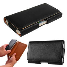Leather Holster Belt Clip Carrying Case Pouch For Samsung Galaxy Note 8 NEW