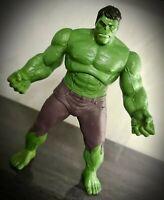 "Marvel Incredible Hulk Hasbro 2012 10"" Action Figure Sounds Poseable"