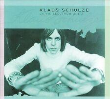 La Vie Electronique, Vol. 2 [Digipak] by Klaus Schulze (CD, Mar-2009, 3 Discs, Revisited (Germany))