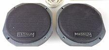 magnum pro-2 m-168 altoparlanti auto nuovi con scatola, made in usa, RARE!!