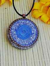 Powerful Orgone Pendant - With Standard Teotihuacan Tensor Ring-Range over 700km