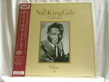 NAT KING COLE Collection V 4 Sammy Davis Jr Tony Bennett NEW JAPAN laserdisc LP
