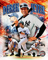 "DEREK JETER ""New York Yankees"" LICENSED picture poster print pic 8x10 photo"