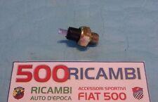 FIAT 500 F/L/R 126 BULBO PRESSIONE OLIO SEGNALATORE INDICATORE CRUSCOTTO