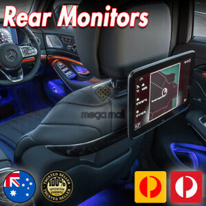 Android 8.0 Car Headrest Monitor RAM 2GB Rear Seat MP5 Player 4G WIFI