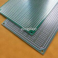 5pcs universal Stripboard Veroboard 8x11cm pcb 3/5er joint hole circuit board