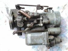 Opel Carter carburettor Vergaser vorkrieg prewar Carburatore Carburateur 2