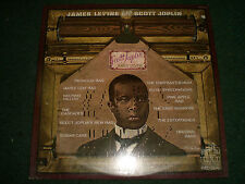 James Levine Plays Scott Joplin~1977 Ragtime Jazz~RCA Red Seal ARL1-2243