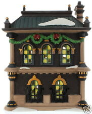 Blenham Street Bank 1995 #58330 Department 56 Dickens' Village Collectible