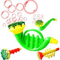 Water Blowing Toys Soap Bubble Blower Gun Outdoor Kids Child Toys Wedding Decor