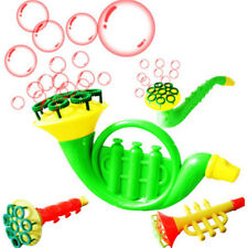 Water Blowing Toys Soap Bubble Blower Gun Outdoor Kids Toys Wedding Dec plNMUK