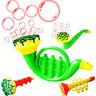Wasser Blasen Spielzeug Seifenblase Gebläse Pistole Outdoor Kinderspielzeu CBL