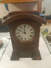 New Listingantique clocks pre 1930 . Seth Thomas Arch the clock has a new replacement dial