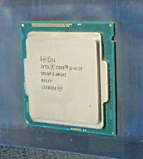 Intel Core i3-4130 SR1NP 3.40 GHz CPU desktop PC processor Socket LGA 1150