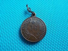 IMPERIAL RUSSIA FIRST GENERAL CENSUS POPULATION MEDAL 1897 !