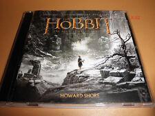 HOBBIT 2 DESOLATION of SMAUG soundtrack CD howard SHORE ed sheeran lord rings