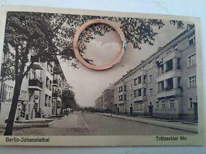 Alte AK Gel. Berlin Johannisthal