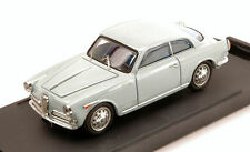 Alfa Romeo Giulietta SP 2S Street 1959 Light Blue 1:43 Model BANG