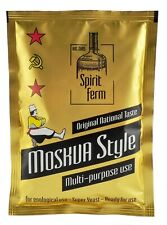 MOSKVA Style Brewing Yeast Multi-Purpose up to 20% alcohol Home Brew FREE P&P
