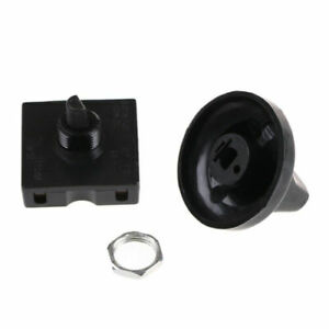 4-Position 3-Speed Fan Selector Rotary Switch_Governor with Knob