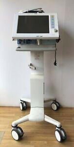 Drager Dräger Evita XL - Digital ICU Ventilator - DOM 2010 - With Trolley