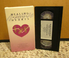 HEALING WOUNDED HEARTS myths Divorce & Children healthy discussion VHS kids talk