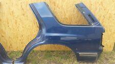 Seitenwand Seitenteil Radlauf Opel Frontera A links blaumet.