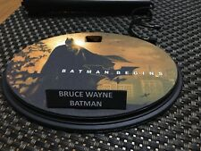 Base stand CUSTOM 1/6  BATMAN BEGINS CUSTOM HOT TOYS BATMAN DARK NIGHT