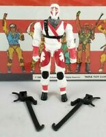 Original 2005 GI JOE STORM SHADOW V18 ARAH not Complete UNBROKEN figure