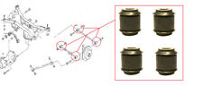 4 X Rear Suspension Trailing Arm Bushes For Nissan X-Trail T30 - 2.0 / 2.2 / 2.5